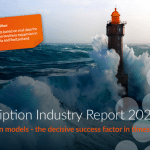 billwerk Subscription Industry Report 2021 | Subscription models - the decisive success factor in times of crisis